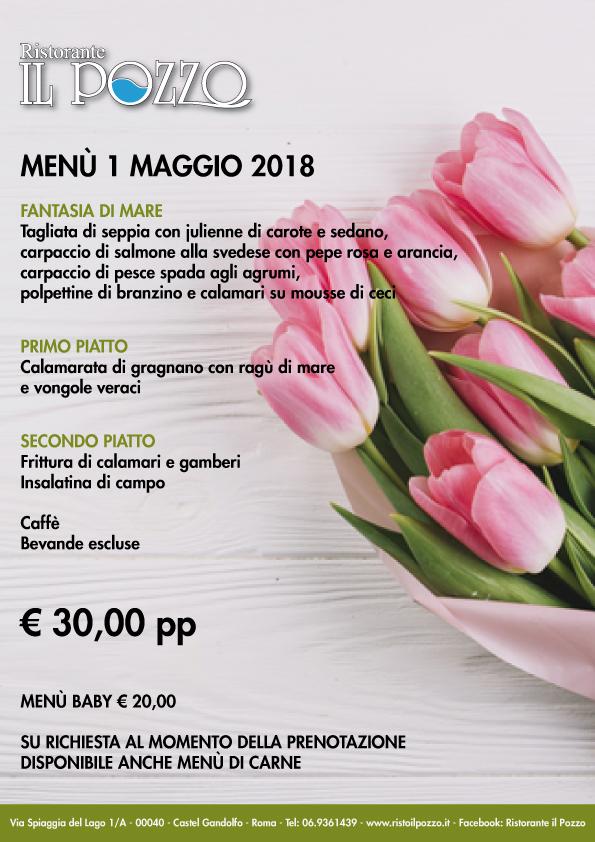 1 Maggio 2018 Ai Castelli Romani